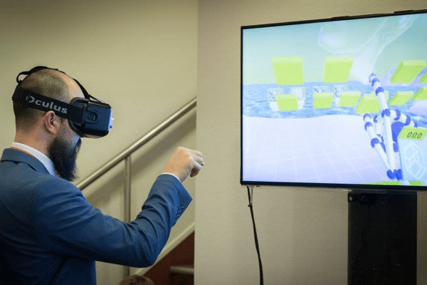 Virtual reality musical instrument